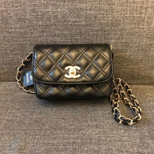 Authentic Chanel Cross Body Shoulder bag waist bag